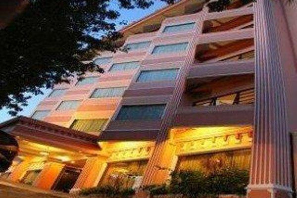 Hotel Mega Lestari - фото 22