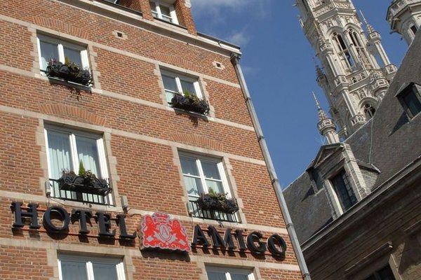 Rocco Forte Hotel Amigo - фото 22