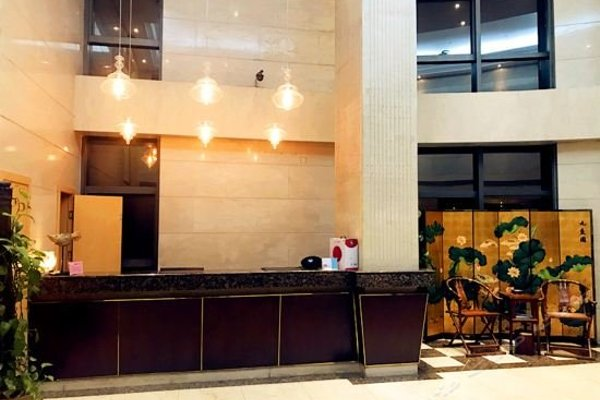 Kingcourt Hotel Guangzhou - фото 16