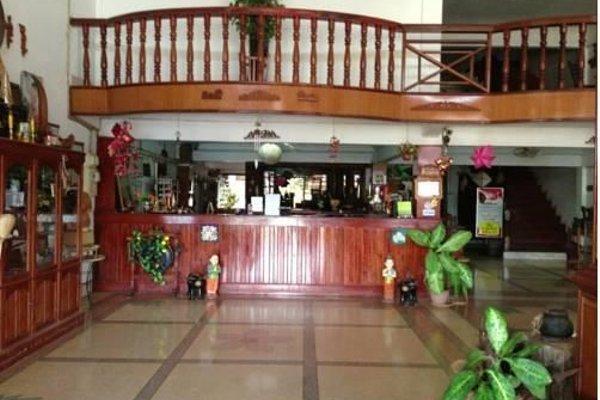 Champa Hotel - фото 16