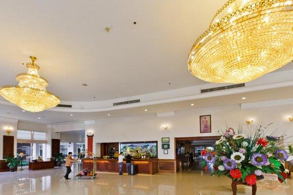 Champasak Grand Hotel - фото 13