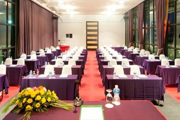 Champasak Grand Hotel - фото 15
