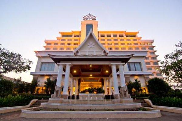 Champasak Grand Hotel - фото 23