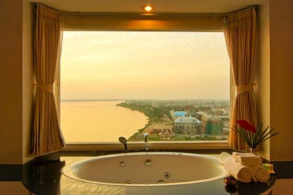 Champasak Grand Hotel - фото 8