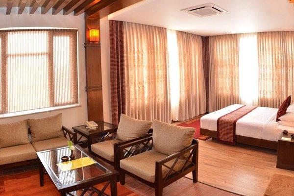 Hotel Marshyangdi - фото 4