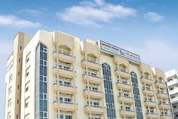 Emirates Springs Hotel Apartments - 21
