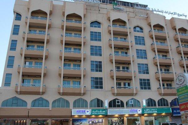 Emirates Springs Hotel Apartments - 23