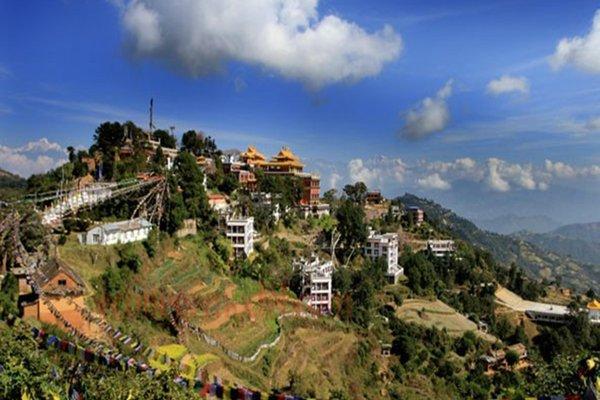 Namobuddha Resort - фото 23