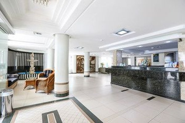 Hamburgo Palace Hotel - 8