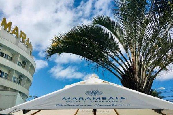 Marambaia Cassino Hotel & Convencoes - фото 34