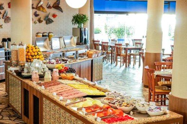Marambaia Cassino Hotel & Convencoes - фото 11