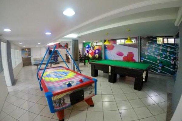 Marambaia Cassino Hotel & Convencoes - фото 15
