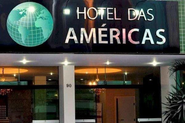 Hotel das Americas - фото 15