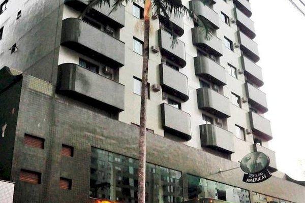 Hotel das Americas - фото 22