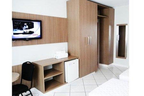 Hotel das Americas - фото 5