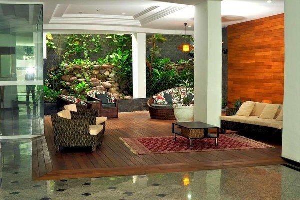Hotel das Americas - фото 9