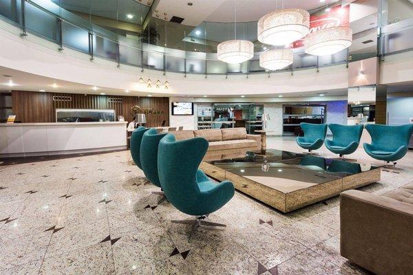 Hotel Sibara Flat Hotel & Convencoes - 12