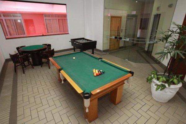 Hotel Blumenau - 20