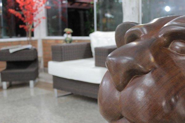 Hotel Fazenda Hipica Atibaia - 10