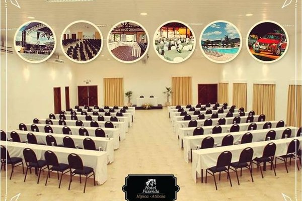 Hotel Fazenda Hipica Atibaia - 12