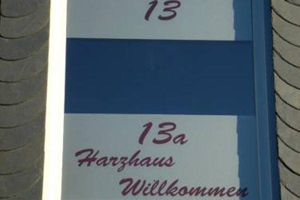 Harzhaus Willkommen - фото 10