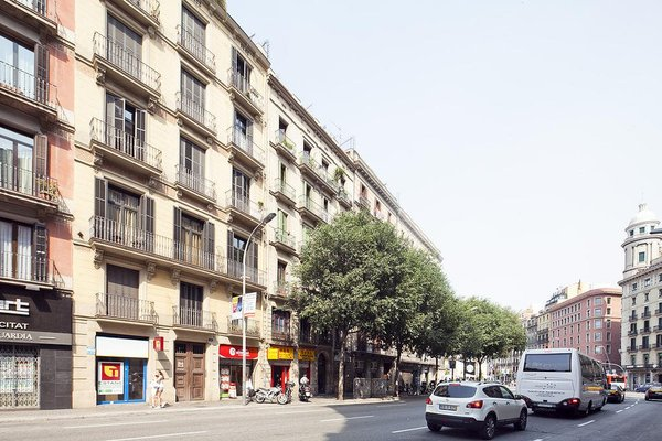 Key Plaza Universidad Apartments - фото 24