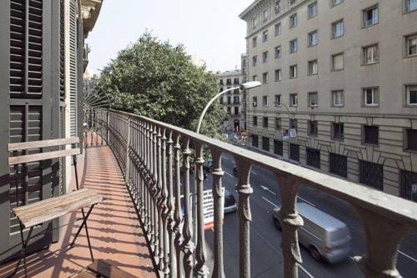 Key Plaza Universidad Apartments - фото 19