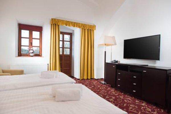 Hotel Zamek Valec - фото 9