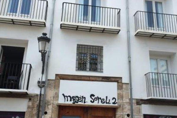 Mosen Sorell Apartments - фото 26