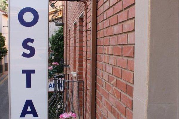 Hostal Amantes De Teruel - фото 23