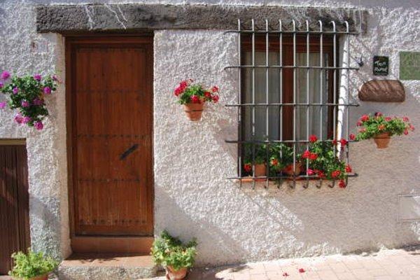 Casa Rural Mirador de Hornos - фото 13