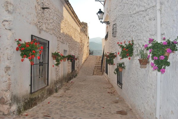 Casa Rural Mirador de Hornos - фото 16