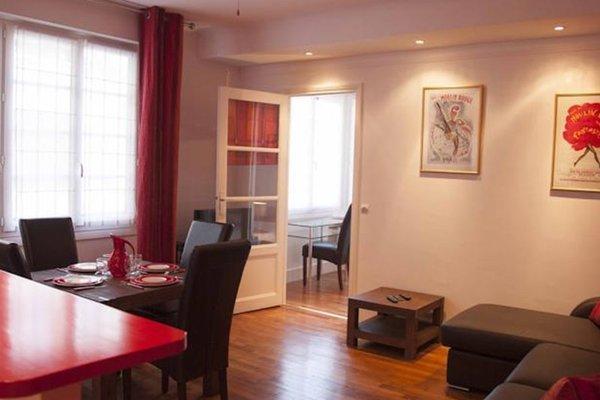 Appartement Des Batignolles - 15