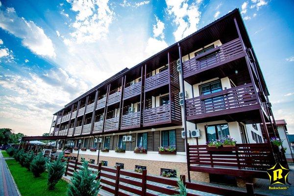 Отель Резиденция Утриш - 50