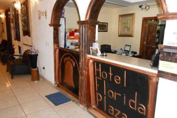 Hotel Florida Plaza - фото 18