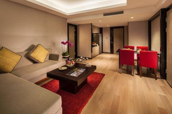 M Hotel Chengdu - фото 10