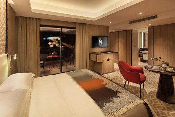 M Hotel Chengdu - фото 3