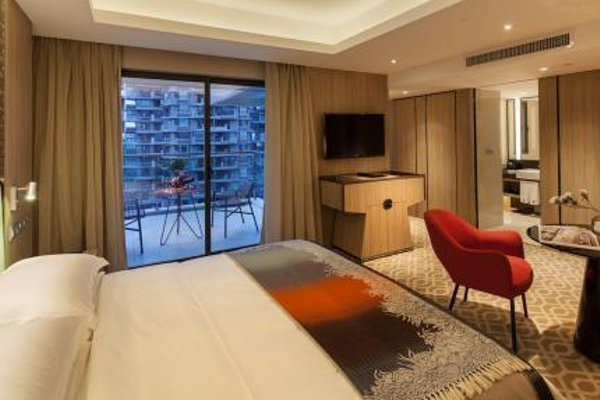 M Hotel Chengdu - фото 4