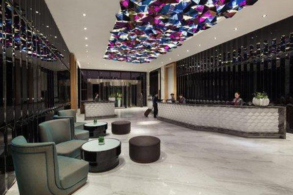 M Hotel Chengdu - фото 9