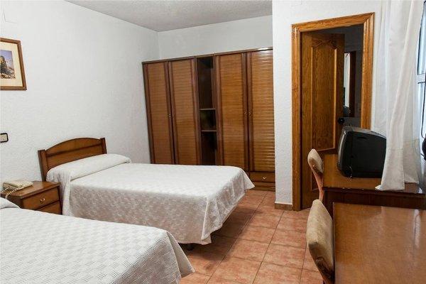 Hostal Residencia Turnat Bejar - фото 13