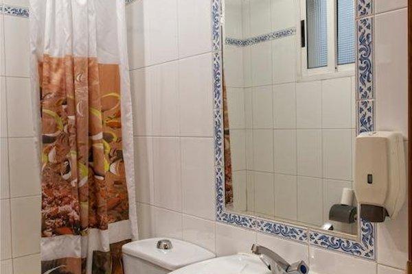 Hostal Residencia Turnat Bejar - фото 16