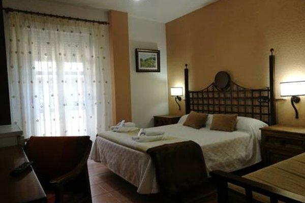 Hostal Residencia Turnat Bejar - фото 6