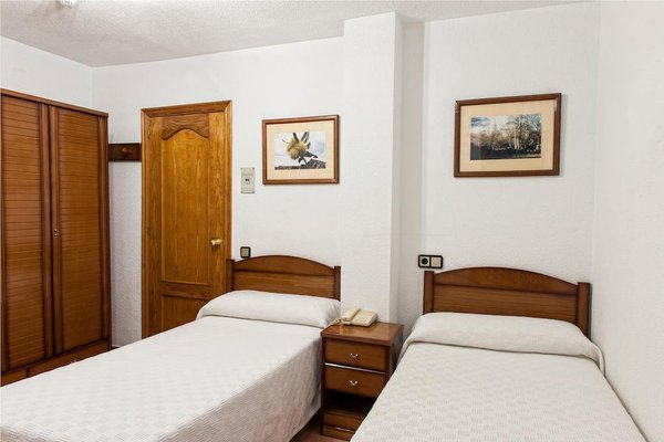 Hostal Residencia Turnat Bejar - фото 8