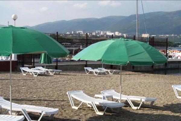 Гостиница Тихая Гавань - фото 3