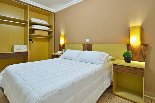 Plaza Inn Flat Araxa - 24
