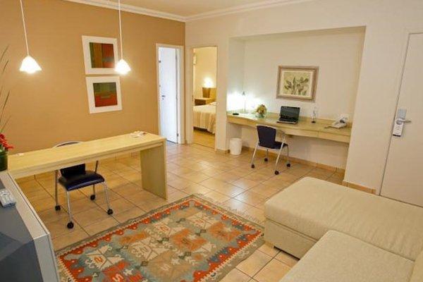 Plaza Inn Flat Araxa - 12