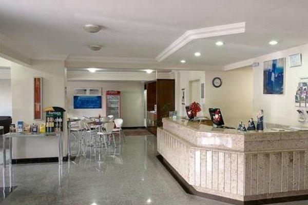 Plaza Inn Flat Araxa - 14