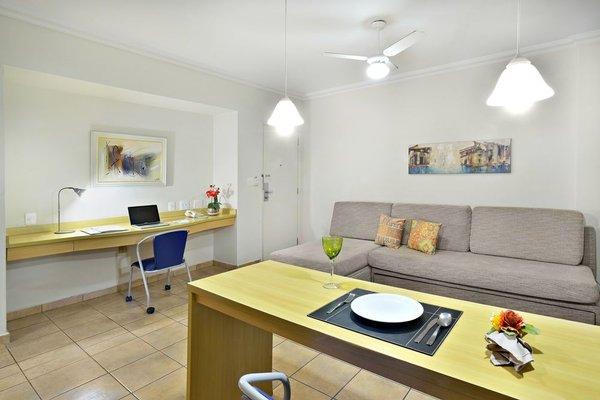Plaza Inn Flat Araxa - 17