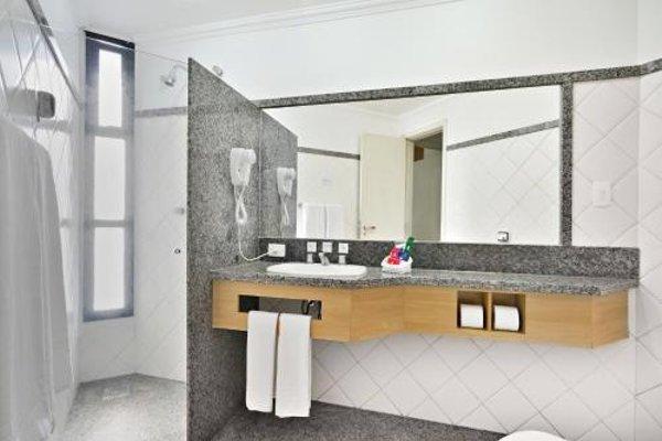 Plaza Inn Flat Araxa - 19