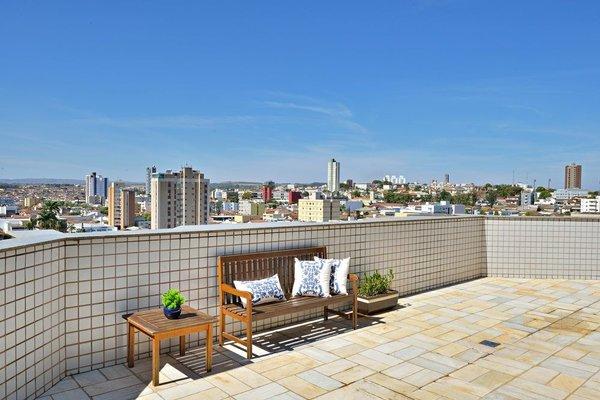 Plaza Inn Flat Araxa - фото 20
